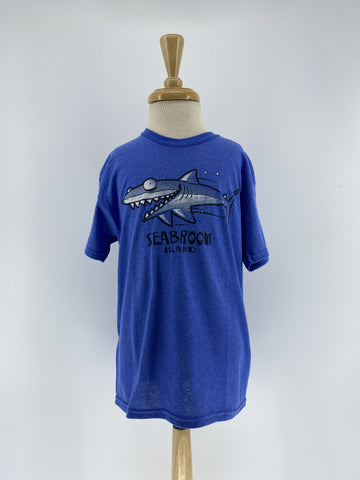 SI Youth Tee - Cranium Shark