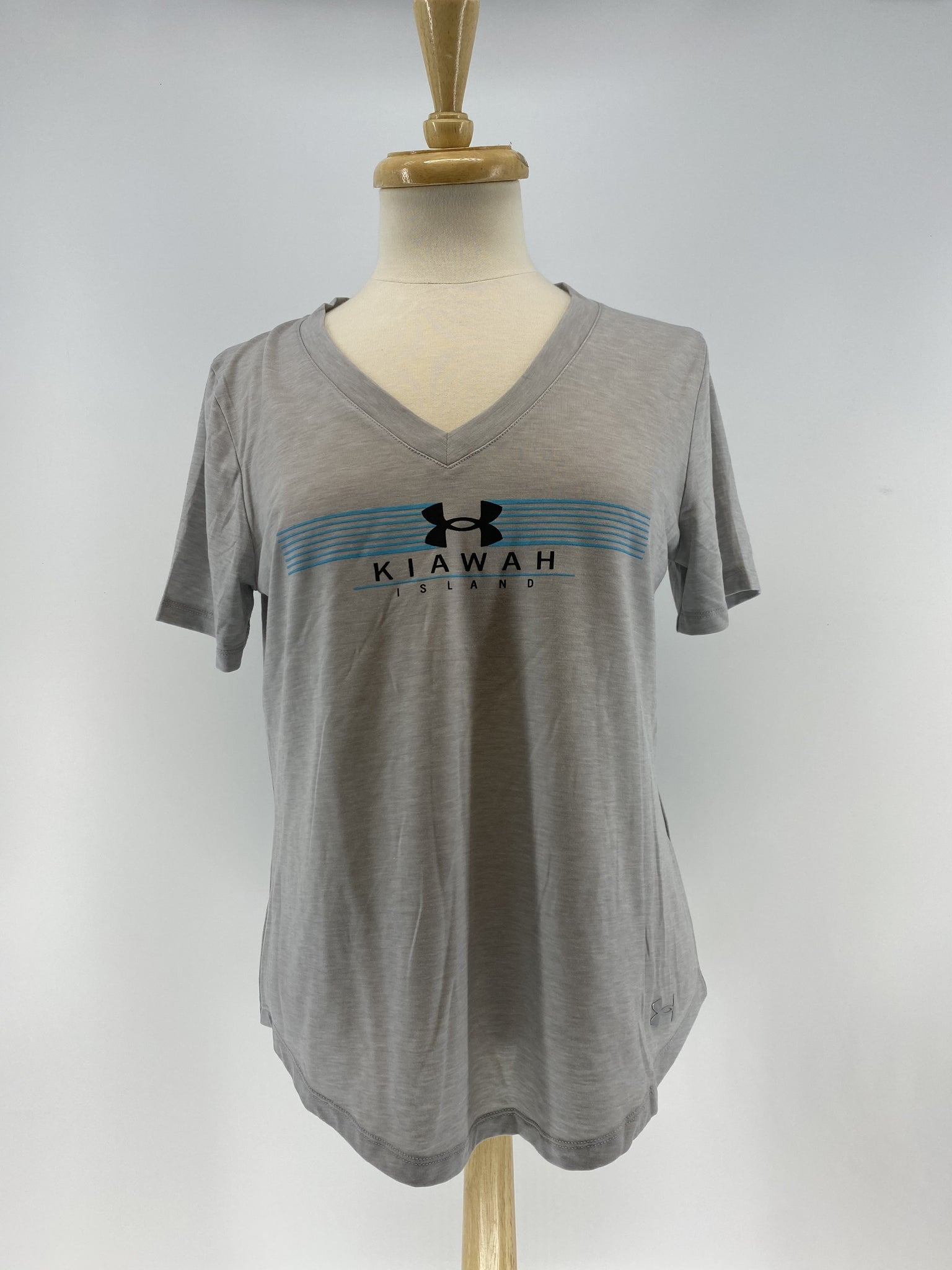 KI Ladies Breezy V-neck Tee