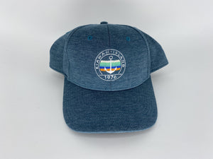 KI Polo Pique Hat - Sea Blue
