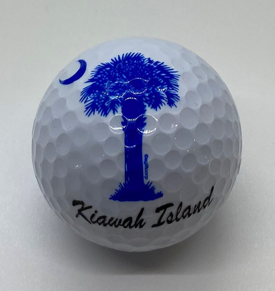 KI Palm/Moon Golf Ball