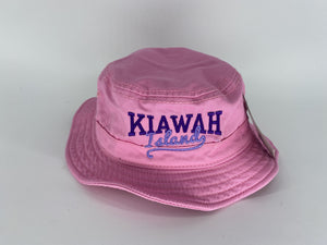 KI Youth Bucket Hat - Pink