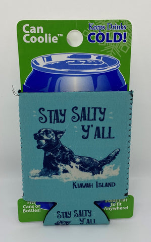 KI Stay Salty Dog Can Cooler