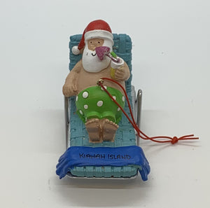 KI Santa in Lounge Chair
