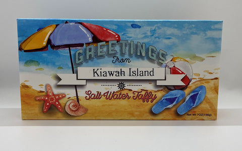 Kiawah Island Boxed Taffy