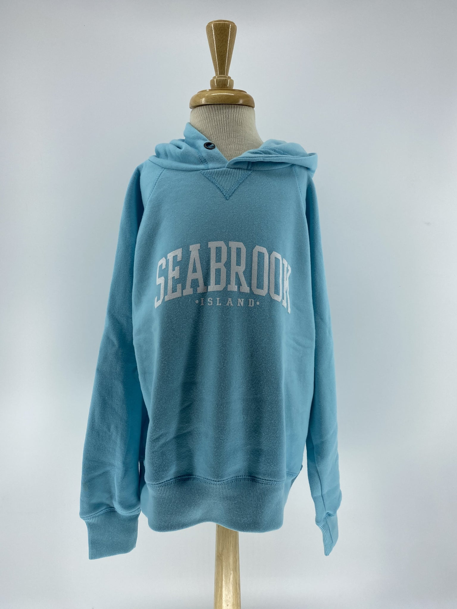 SI Youth Sanded Hood - Ivy Seen this B4 - Surf