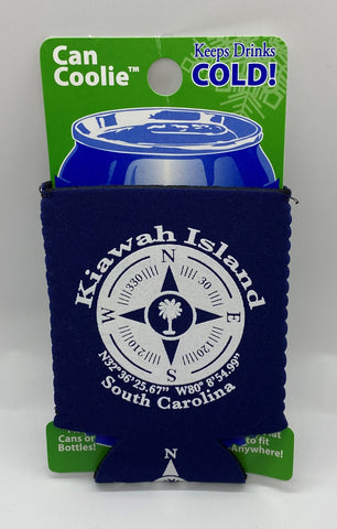 KI Compass Rose Can Cooler