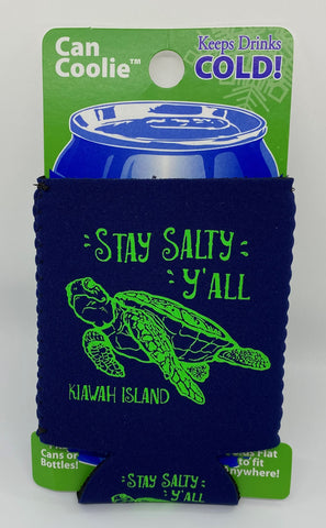 KI Stay Salty TurtleCan Cooler