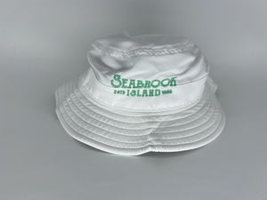 SI Adult Ultralight Bucket Hat - White