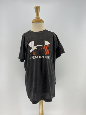 SI Youth Short Sleeve Tech Tee - Carbon