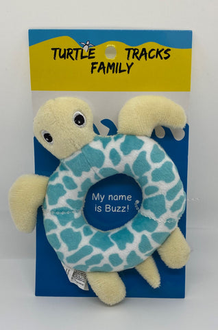Bl Turtle Buzz Rattle