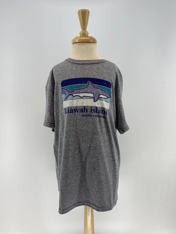 KI Youth Snow Tee - Trek Shark