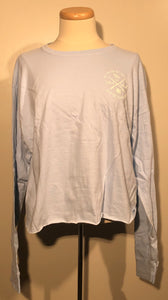 SI LS Crop T - Consent Surf, T
