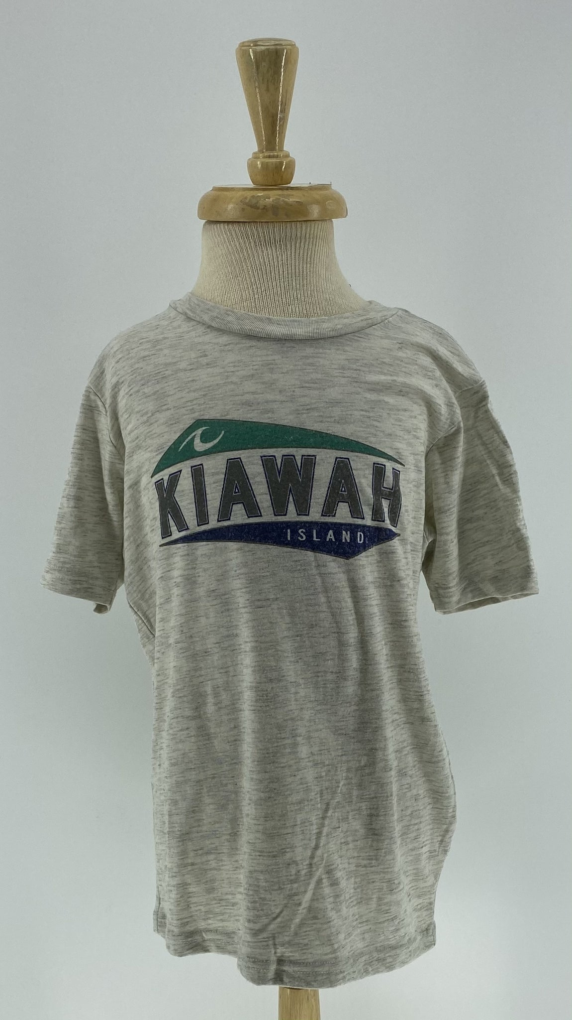 KI Yth Triblend Tee - Contraption Wave