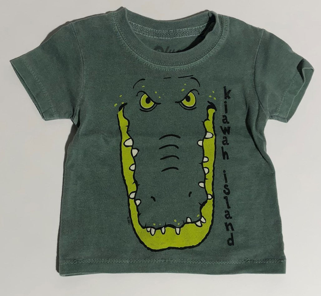 KI Inf/Toddler Tee - Gator Face