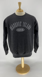 SI Crewneck Fleece - Charcoal