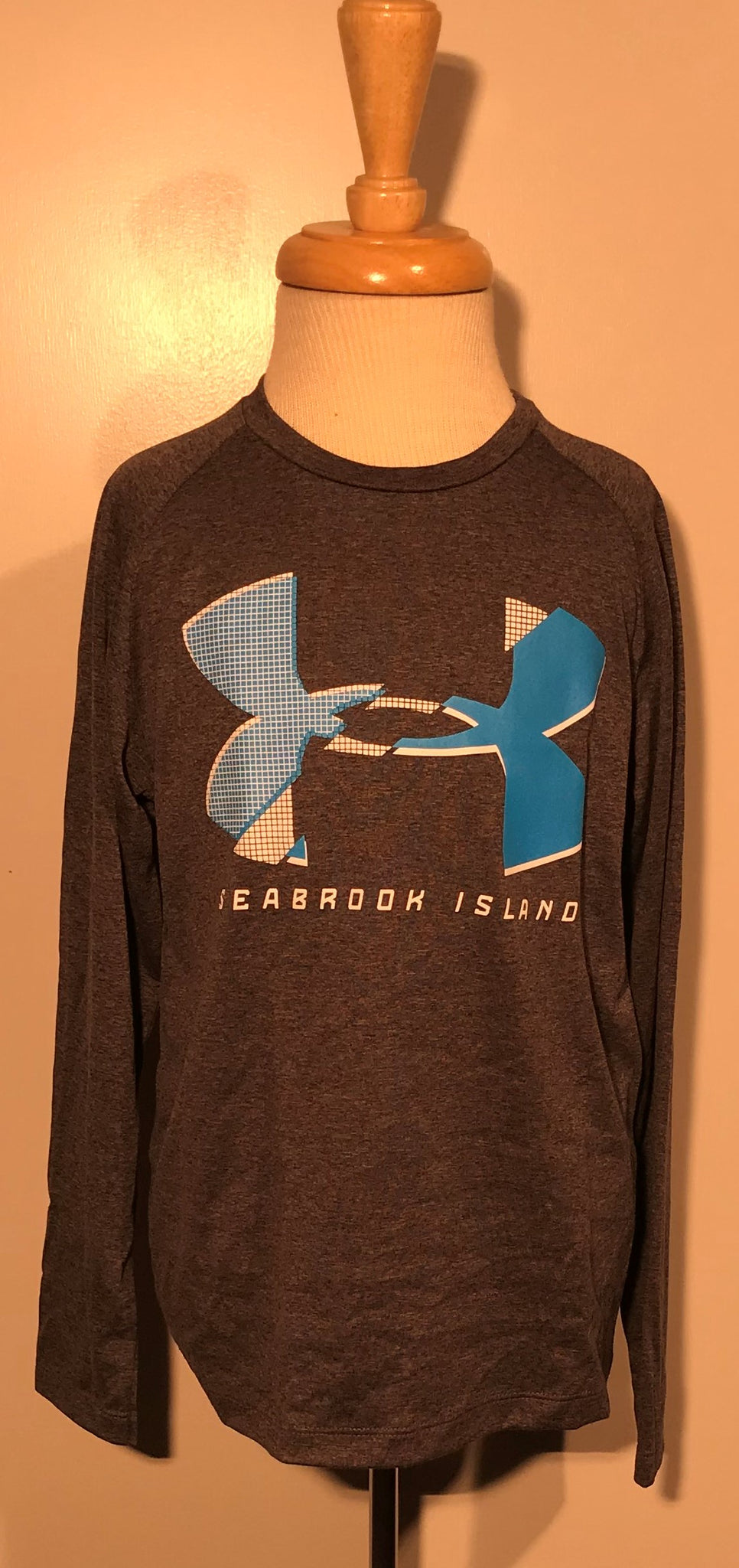 SI Youth Longsleeve Tech Tee