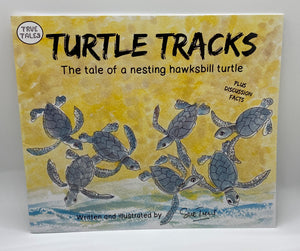 Turtle Tracks Book