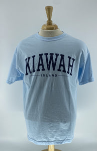 KI Comfort Color SS Tee - Chambray