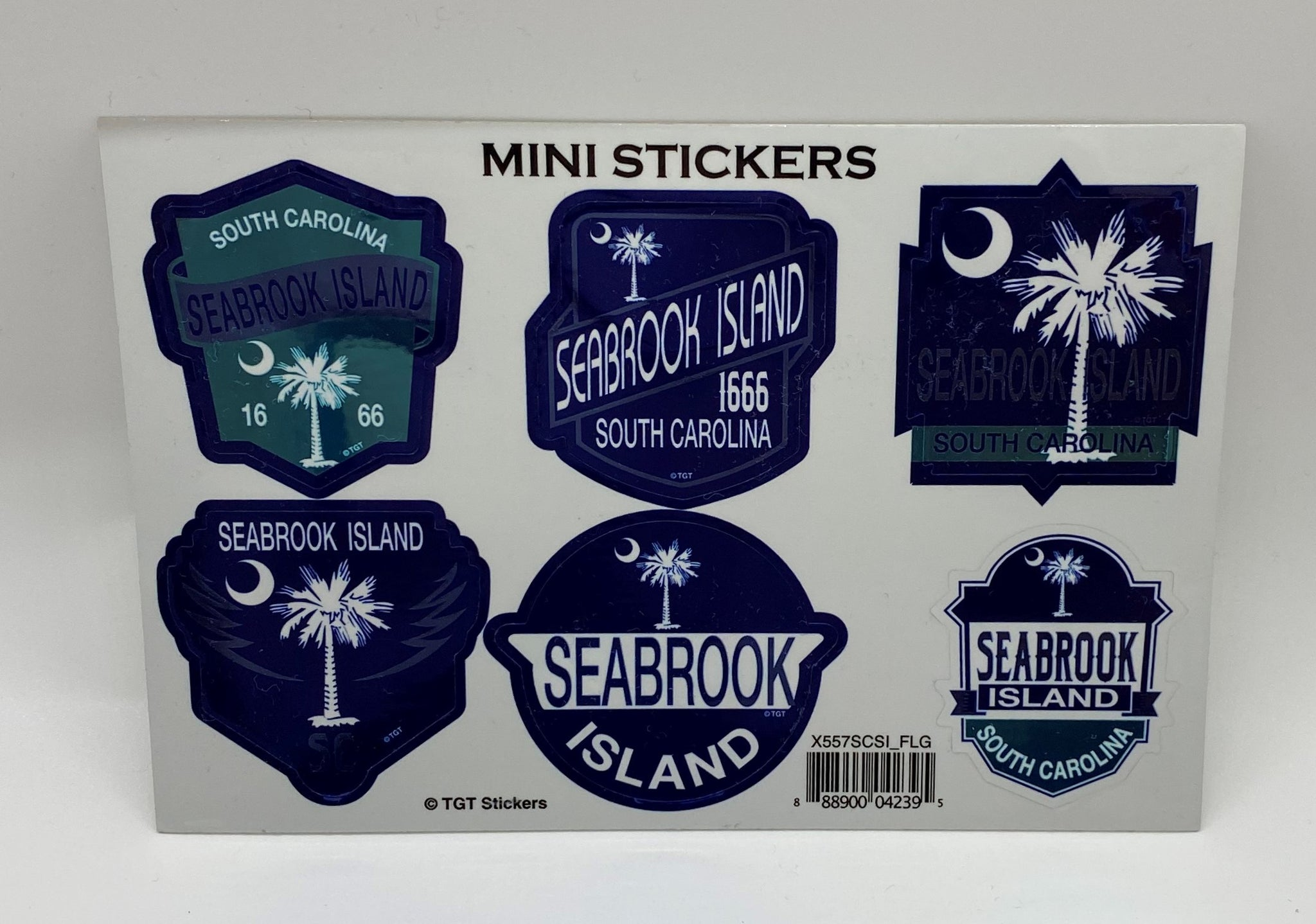 SI Chamberlain Mini Stickers P