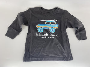 KI Toddler Longsleeve Tee - Ridge Jeep