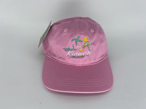 KI Youth Relaxed Twill Hat - Pink
