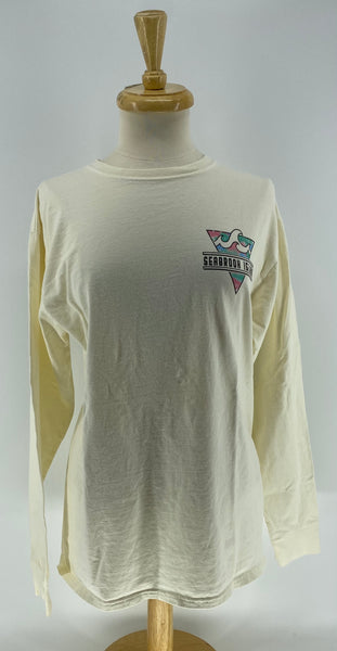 SI Unisex LS Tee - Scrumps Wave/Palm LC/FB