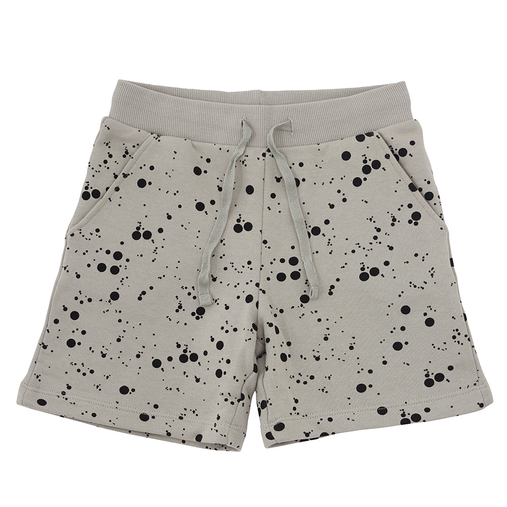 Crew Shorts - Aerodot - Grey