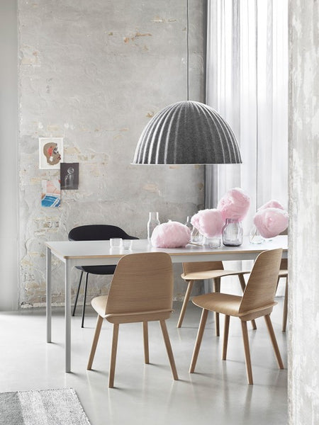 Muuto, Under the Bell - Stor lampe i PET, genbrugsplast - 2rethink