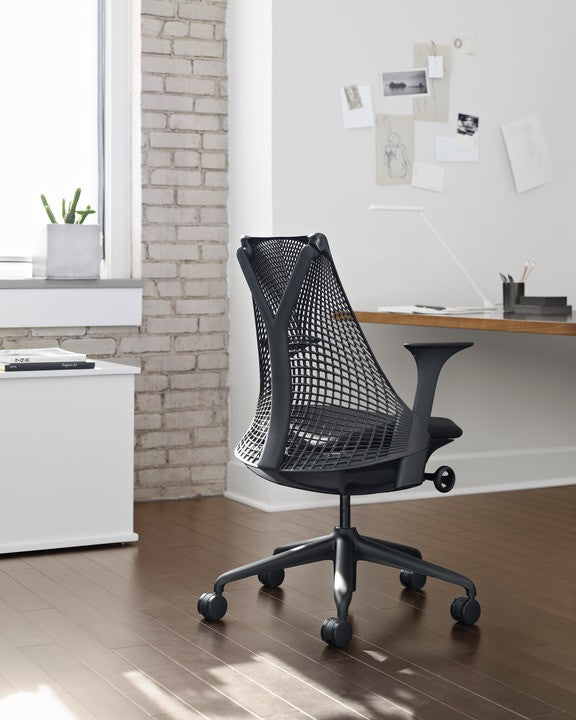 Kontorstole - Herman Miller Sayl. Cradle to cradle certificeret - 2rethink