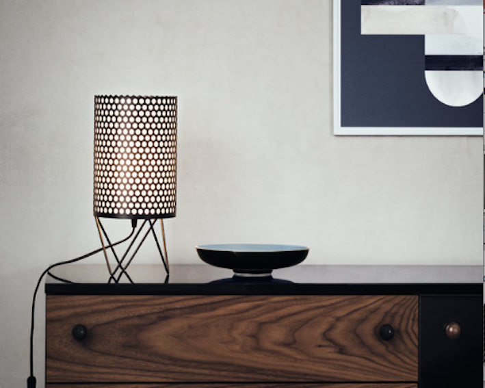 GUBI ABC Pedrera bordlampe. - 2rethink