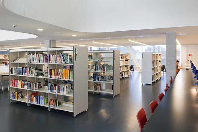 RE-Invent the library. Innovativ biblioteksindretning. - 2rethink