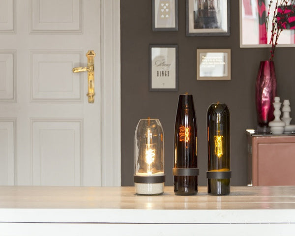 Bottle lamp - Direkte fra PRINCE i Berlin - 2rethink