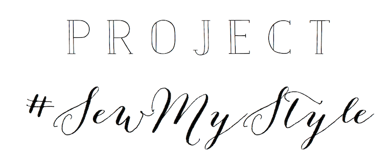 Project Sew My Style - What is it?
