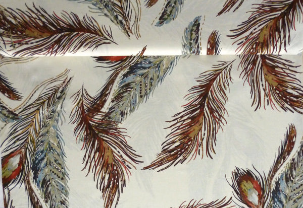 Feathers by Dear Stella Fabrics- LAST ONE LEFT