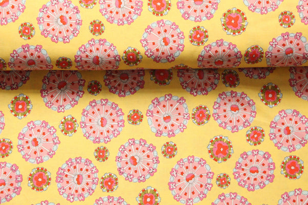 Fairy Wish in Pink by Alexander Henry Fabrics
