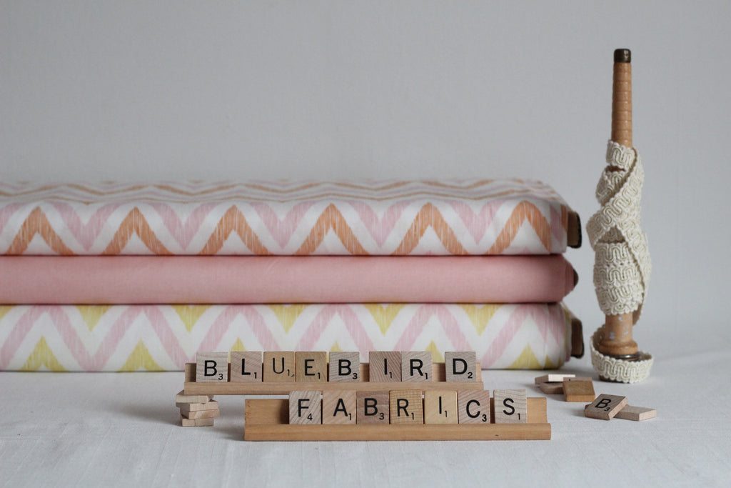 Pink Solid by Maywood Studios Fabrics
