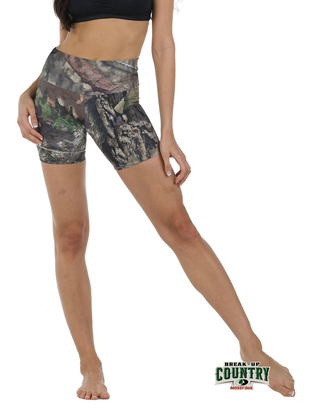 Apsara Shorts High Waist, Mossy Oak Break-Up Country