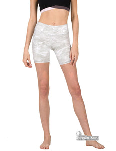 Apsara Shorts Low Waist, Mossy Oak Elements Bonefish
