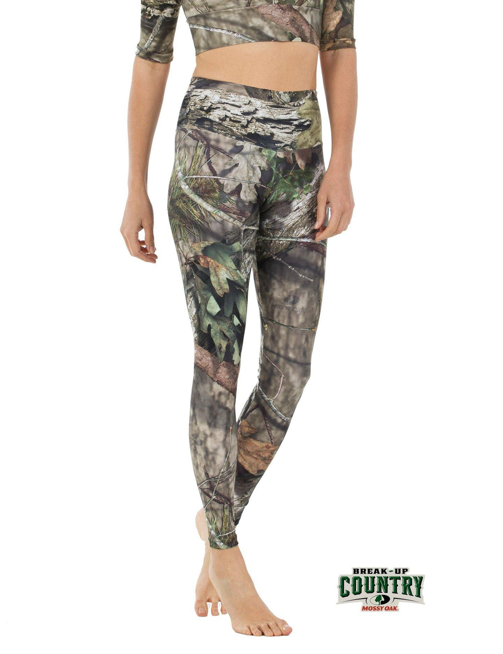 Apsara Leggings High Waist Full Length, Mossy Oak Break-Up Country