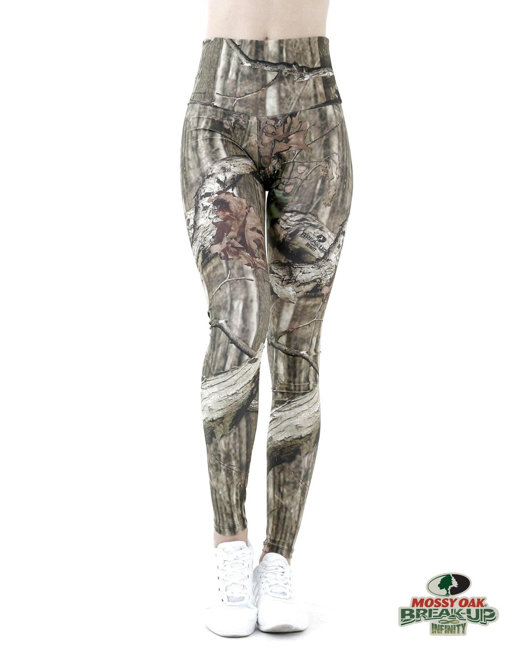 Apsara Leggings High Waist Full Length, Mossy Oak Break-Up Infinity