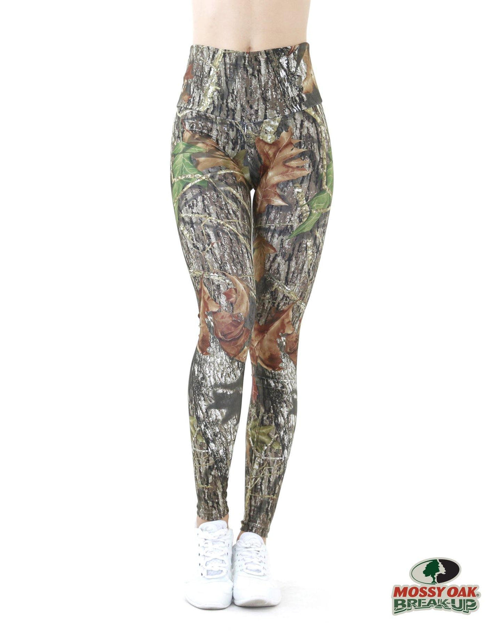 Apsara Leggings High Waist Full Length, Mossy Oak Break-Up