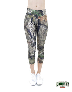 Apsara Leggings Low Waist Cropped, Mossy Oak Break-Up Country
