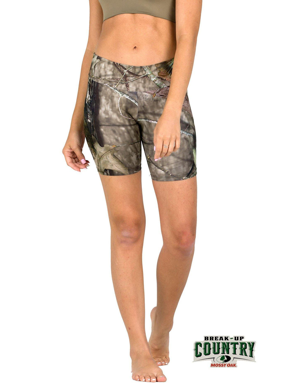 Apsara Shorts Low Waist, Mossy Oak Break-Up Country