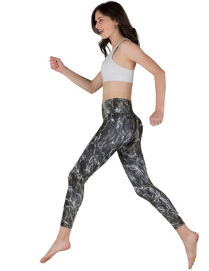 Apsara Leggings High Waist Cropped, Mossy Oak Elements Blacktip - Apsara Style