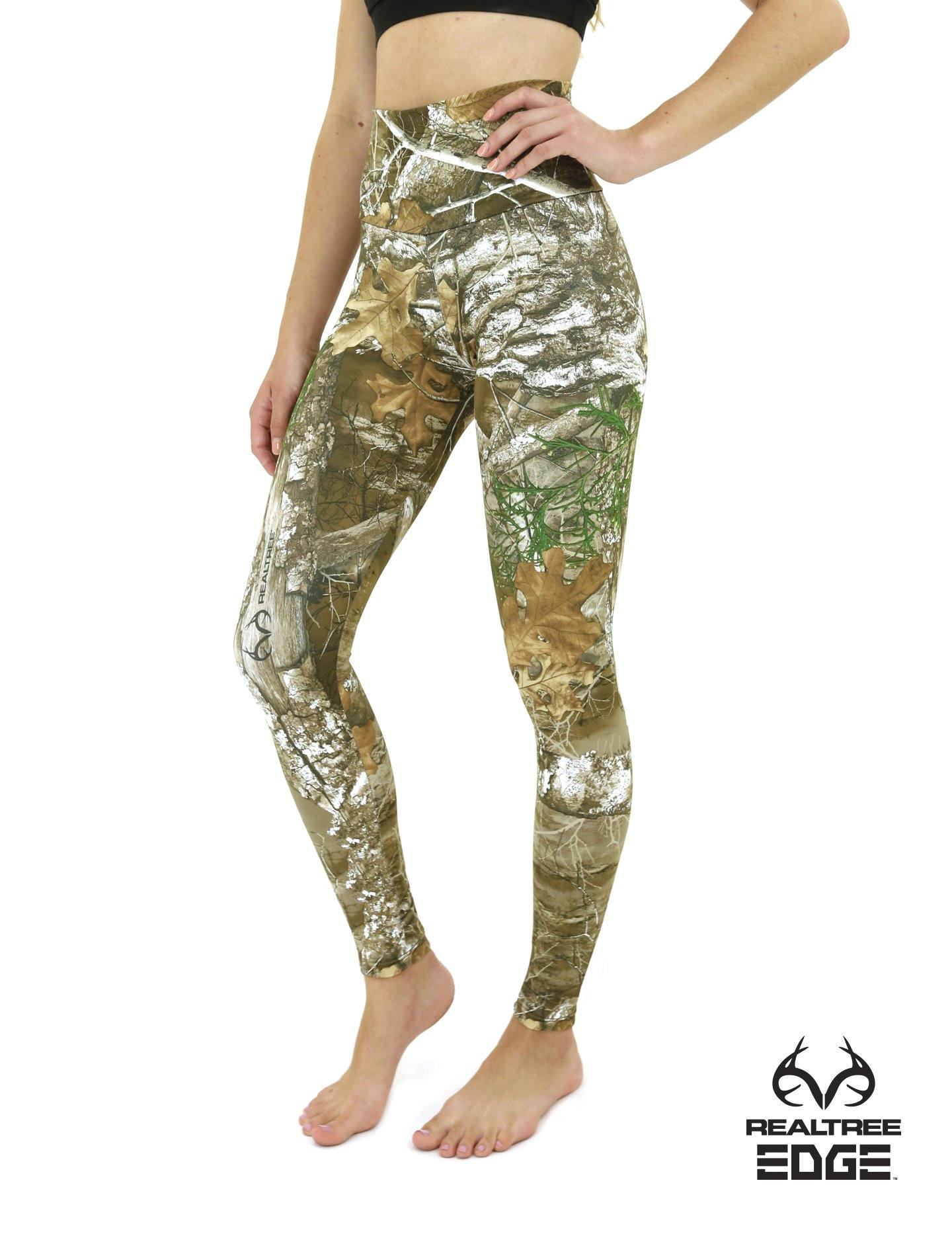 Apsara Leggings High Waist Full Length, Realtree Edge