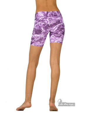Apsara Shorts Low Waist, Mossy Oak Elements Man-o-War