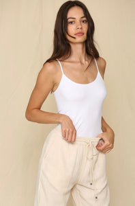 Seemless Tunic Cami (2 Colors)