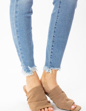 Load image into Gallery viewer, Gemma High Rise Ankle Skinny
