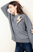 Load image into Gallery viewer, Lightning Bolt Sweater