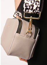 Load image into Gallery viewer, Kedzie Modernist Vegan Leather Crossbody (4 Colors Available)